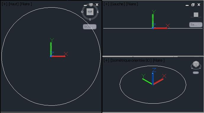 Travailler en 3d avec autocad blog cao for Fenetre zoom autocad