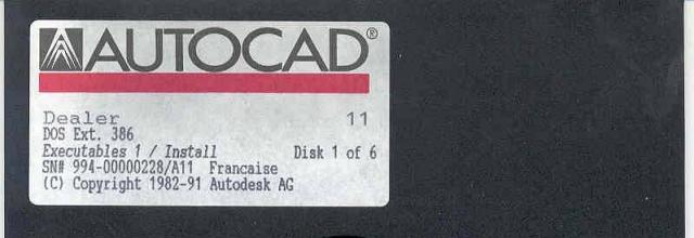 AutoCAD, petite histoire d'un grand succès